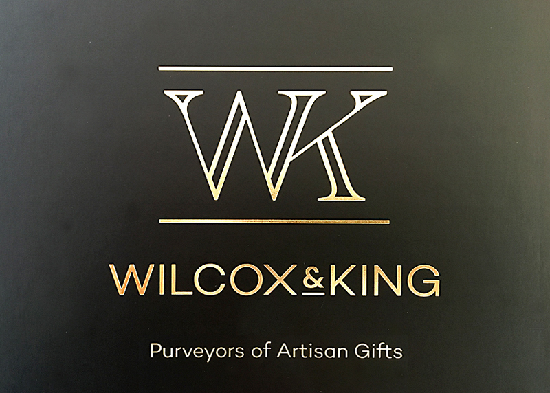 Logo design for Wilcox & King