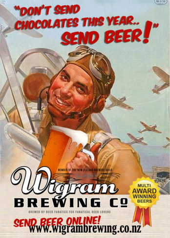 Wigram Brewing 2012