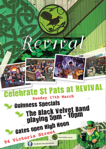 Revival Bar StPats 2013