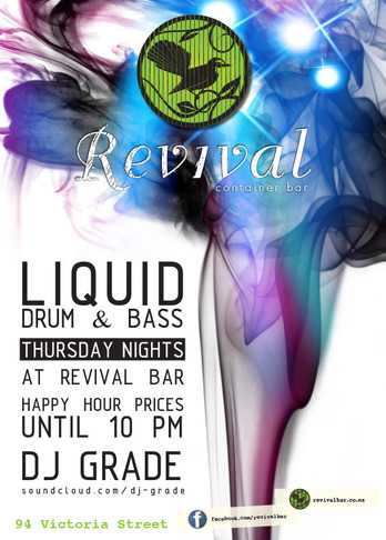 Revival Bar D&B 2012