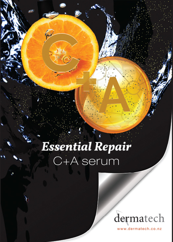 Poster design for Essential Repair C+A